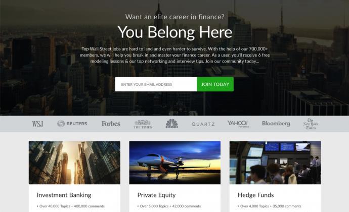从零开始打造金融社区网站做到月入14 万美金